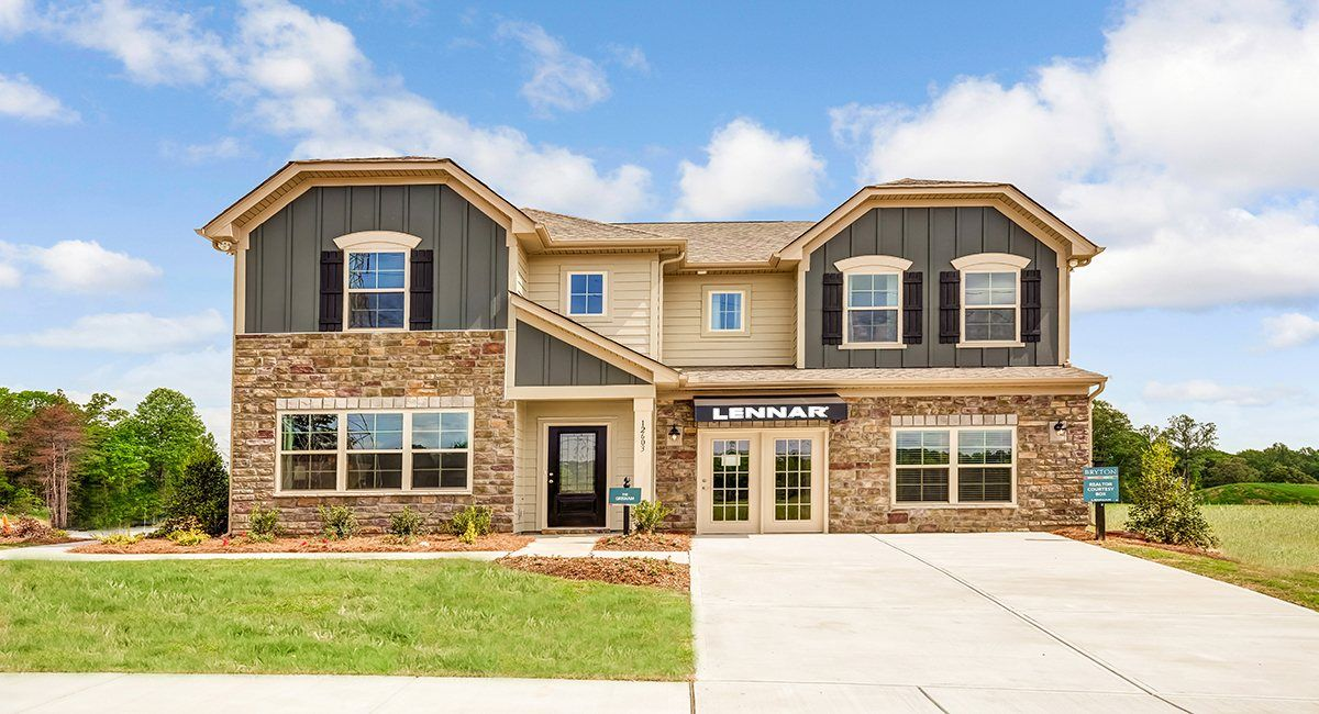 Single Family for Sale at Brookfield - Enclave - Grisham Basement Aiden Oaks Street Clover, South Carolina 29710 United States