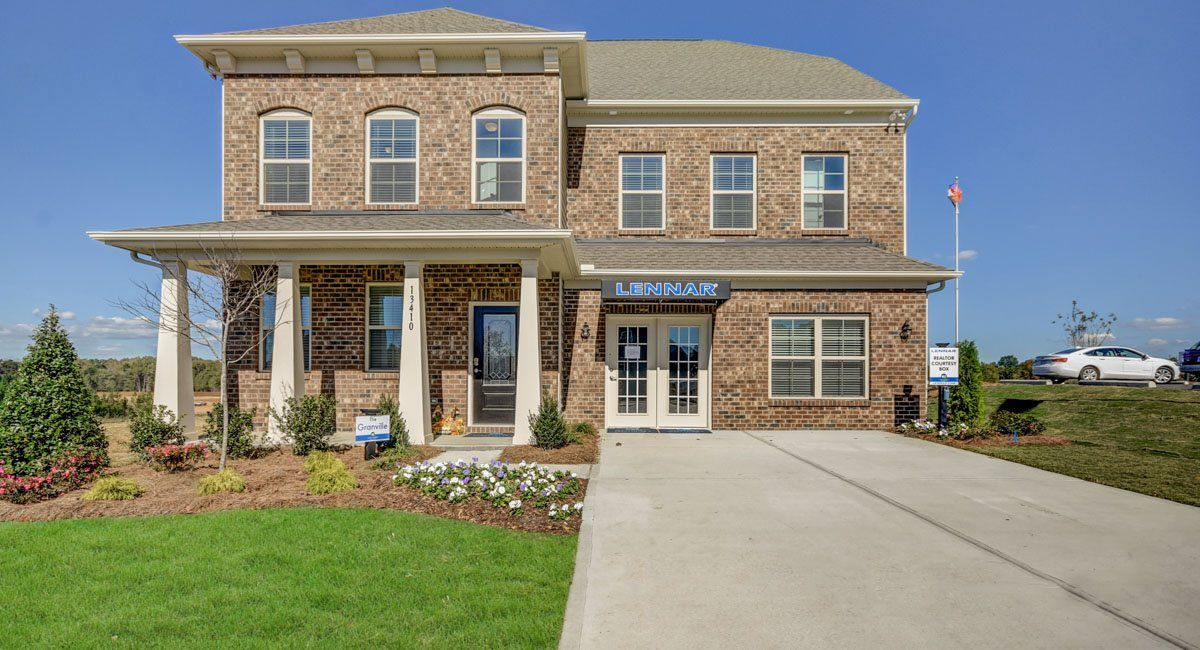 Single Family for Sale at Brookfield - Enclave - Granville Aiden Oaks Street Clover, South Carolina 29710 United States