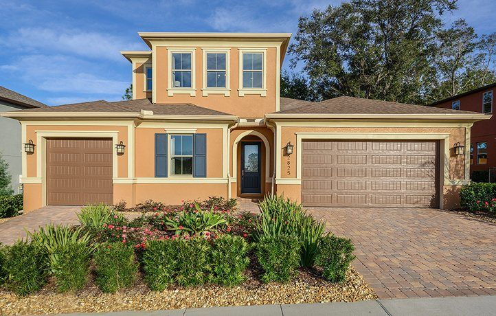 Single Family for Active at Ponte Vedra A 1519 Lake Sims Parkway Ocoee, Florida 34761 United States