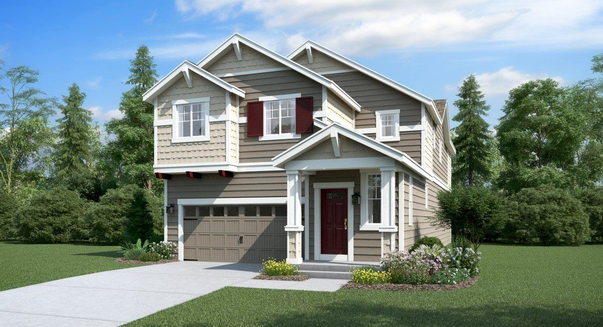 Unifamiliar por un Venta en Shenstone - Sequoia 14019 Se 240th St Kent, Washington 98042 United States