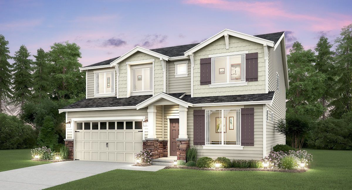 Unifamiliar por un Venta en Maple Hills - Meridian 20518 Se 257th St Covington, Washington 98042 United States