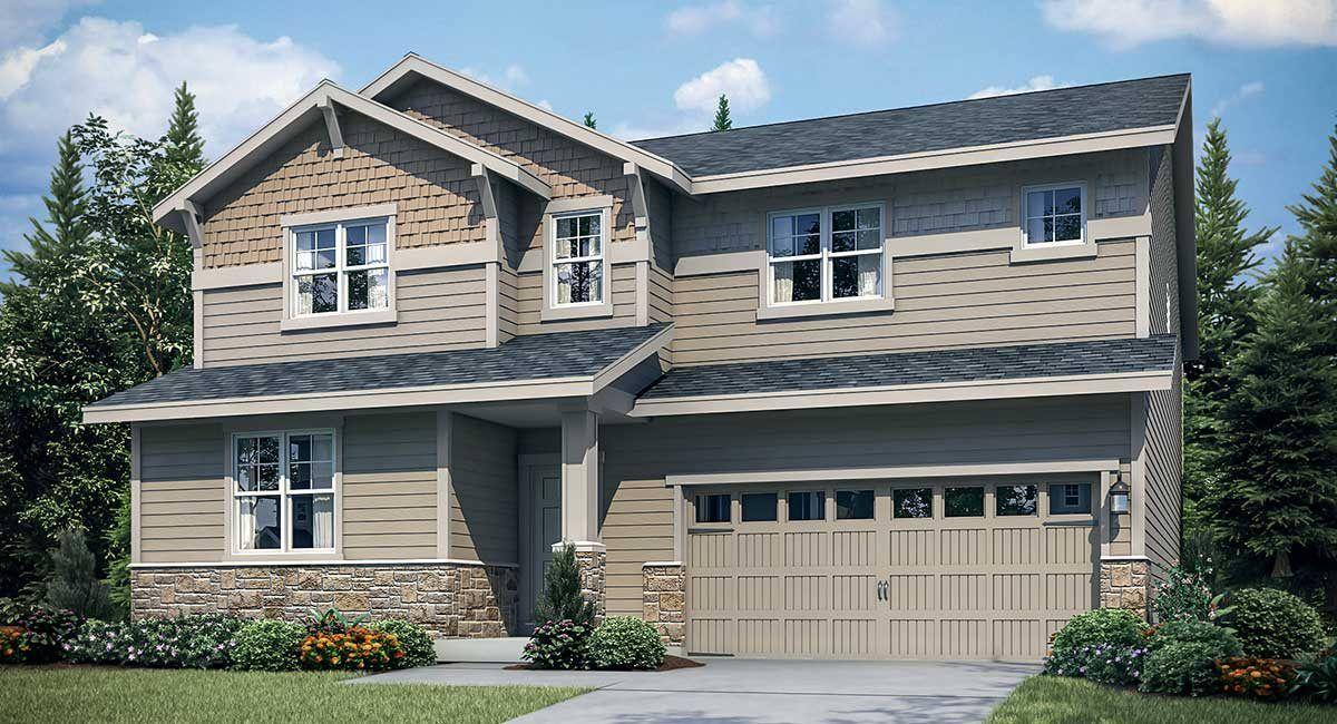 Unifamiliar por un Venta en Maple Hills - Carnation 20518 Se 257th St Covington, Washington 98042 United States