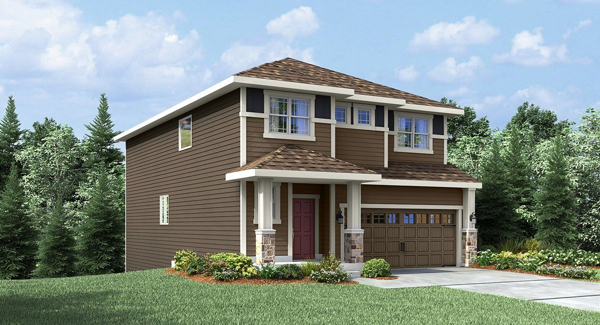Unifamiliar por un Venta en Maple Hills - Ballinger 20518 Se 257th St Covington, Washington 98042 United States