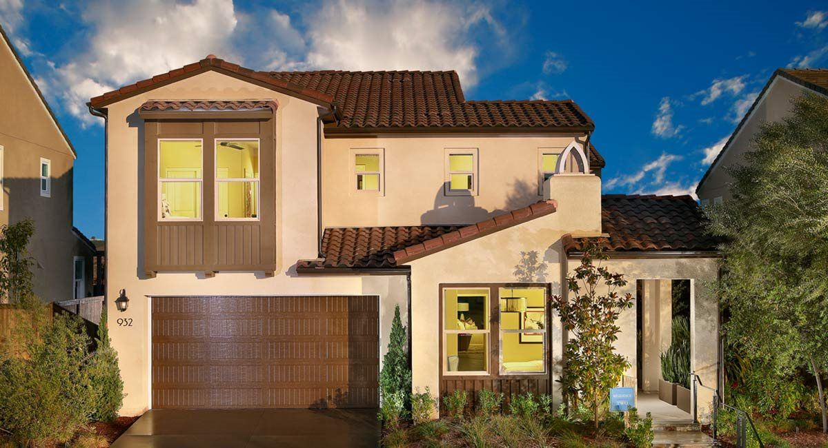 Single Family for Active at The Village Of Escaya - Castellena - Residence 2 941 Camino Aldea Chula Vista, California 91913 United States
