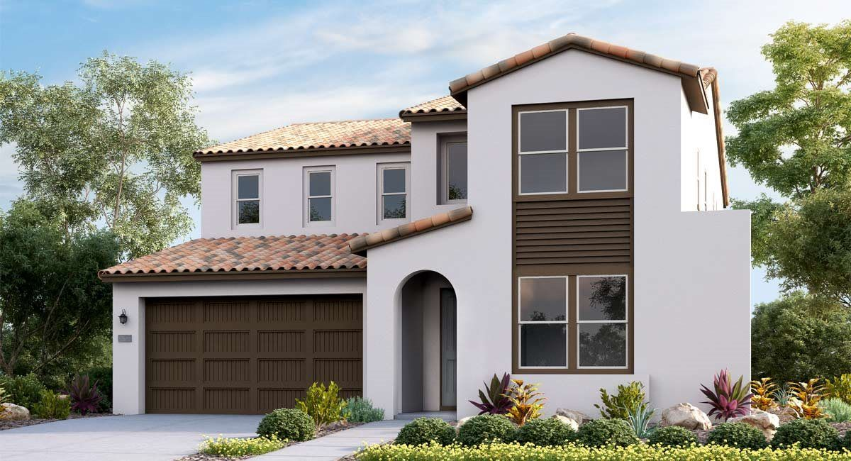 Single Family for Active at The Village Of Escaya - Castellena - Residence 3 941 Camino Aldea Chula Vista, California 91913 United States