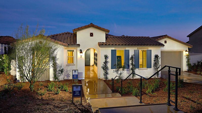 Single Family for Active at Harmony Grove Village - Whittingham - Residence 1 21485 Wilgen Road Escondido, California 92029 United States