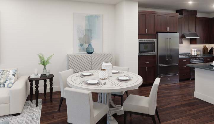 Multi Family for Active at Residence 4 2256 Mora Place Bld 6 Mountain View, California 94040 United States