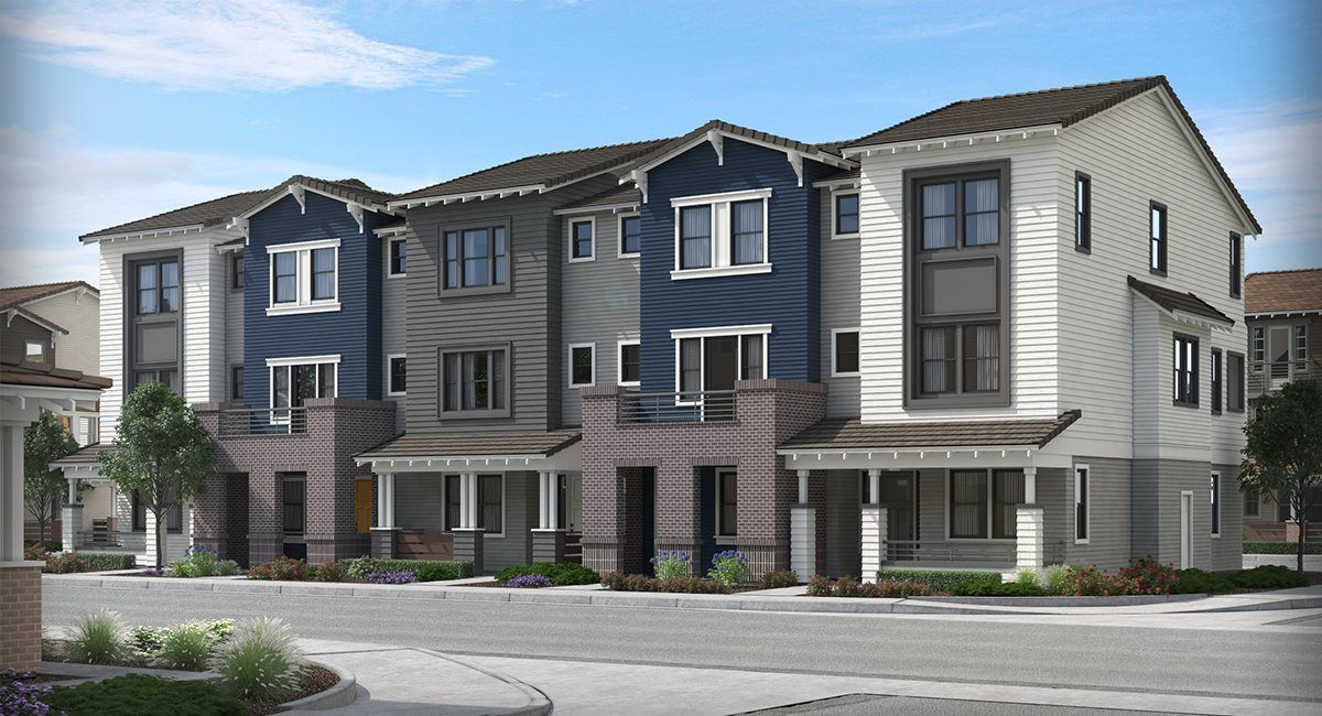 Multi Family for Active at Estancia - Residence 5 2290 Mora Place Mountain View, California 94040 United States