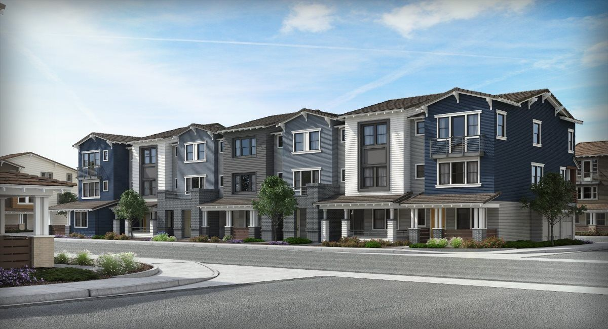 Multi Family for Active at Estancia - Residence 7 2290 Mora Place Mountain View, California 94040 United States