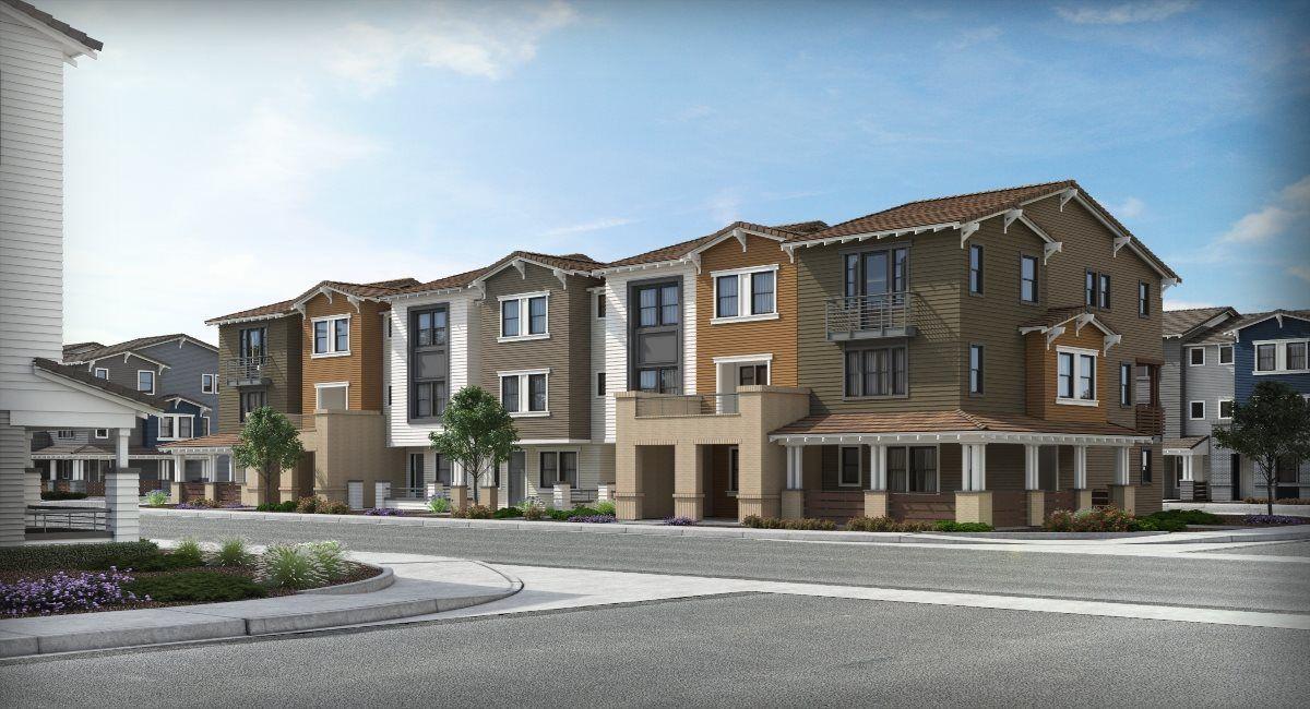Multi Family for Active at Estancia - Residence 8 2290 Mora Place Mountain View, California 94040 United States