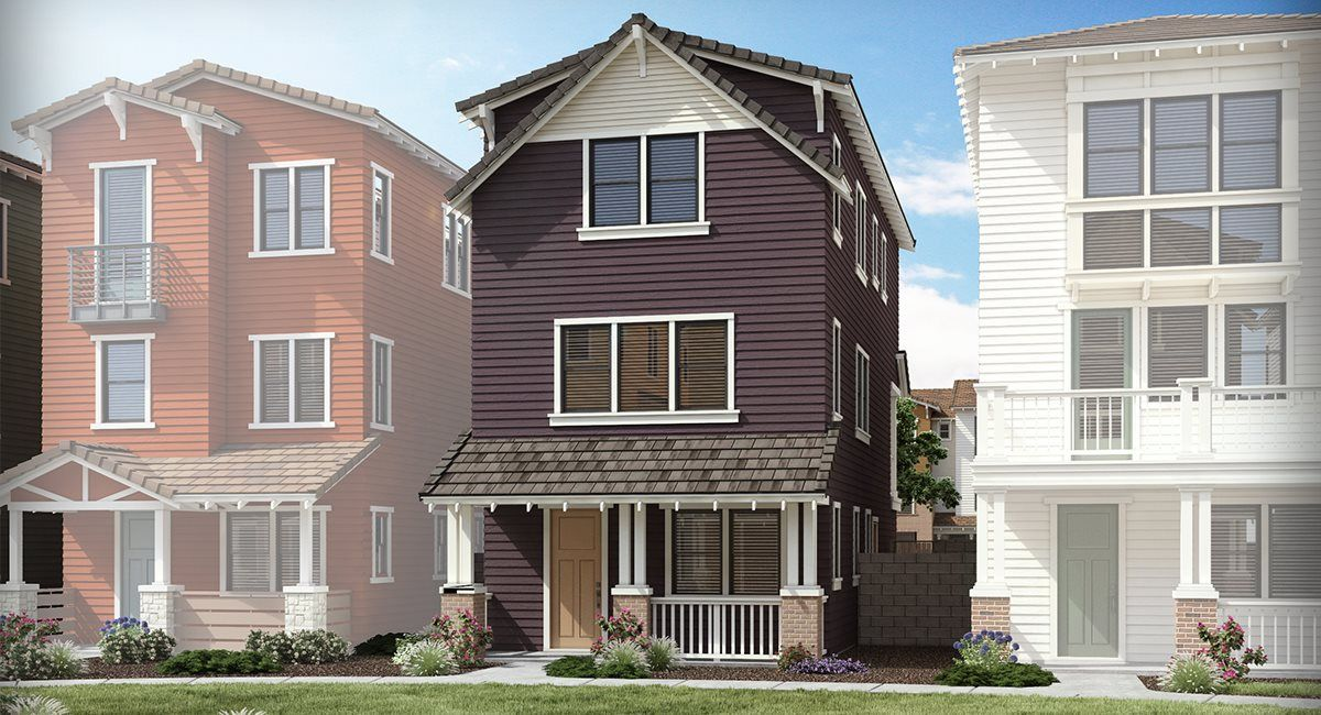 Multi Family for Active at Estancia - Residence 9c 2290 Mora Place Mountain View, California 94040 United States