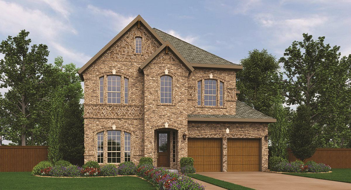 Single Family for Active at Westhaven 50' - Westbrook 770 Wingate Rd Coppell, Texas 75019 United States