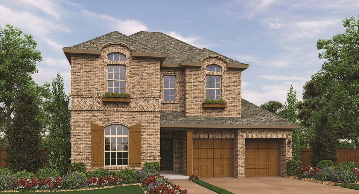 Single Family for Active at Westhaven 50' - Westbury 770 Wingate Rd Coppell, Texas 75019 United States