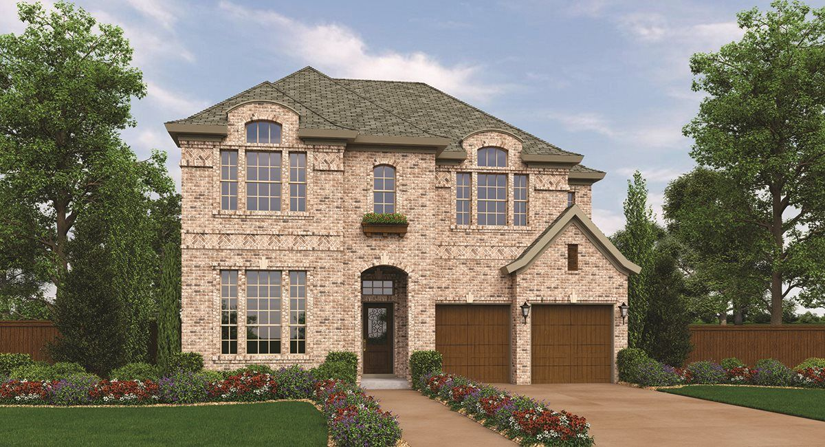 Single Family for Active at Westhaven 50' - Pinehurst 770 Wingate Rd Coppell, Texas 75019 United States