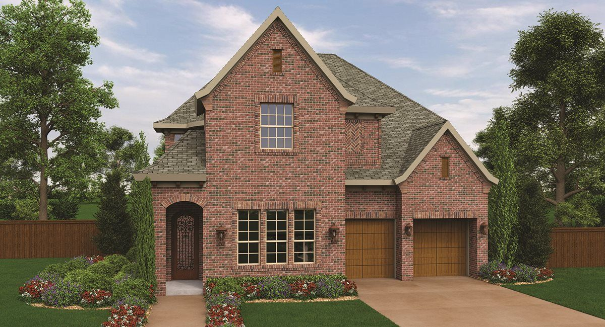 Single Family for Active at Westhaven 50' - Kennedy 770 Wingate Rd Coppell, Texas 75019 United States