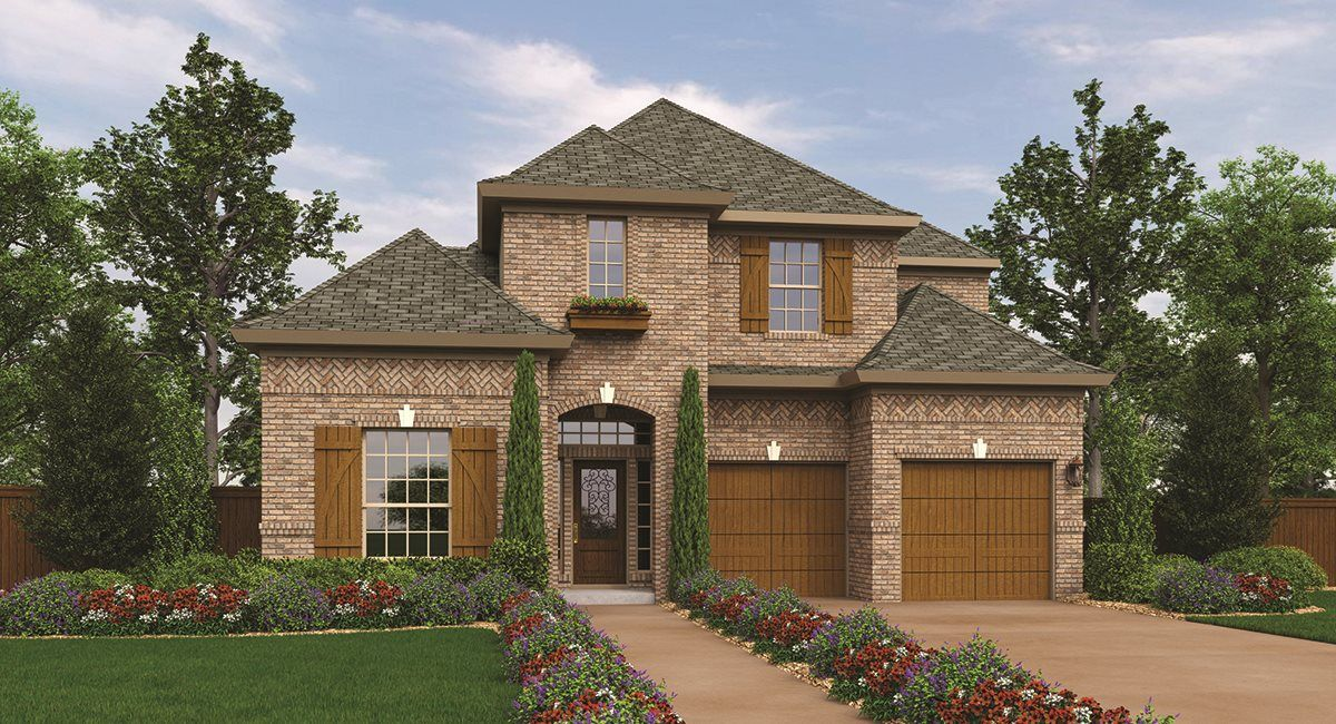 Single Family for Active at Westhaven 50' - Cumberland 770 Wingate Rd Coppell, Texas 75019 United States