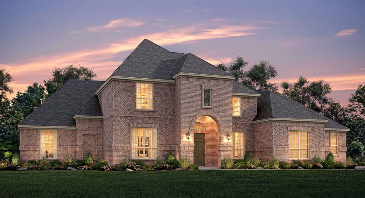 Single Family for Active at Gean Estates - Dunbarton 905 Bluebonnet Drive Keller, Texas 76248 United States