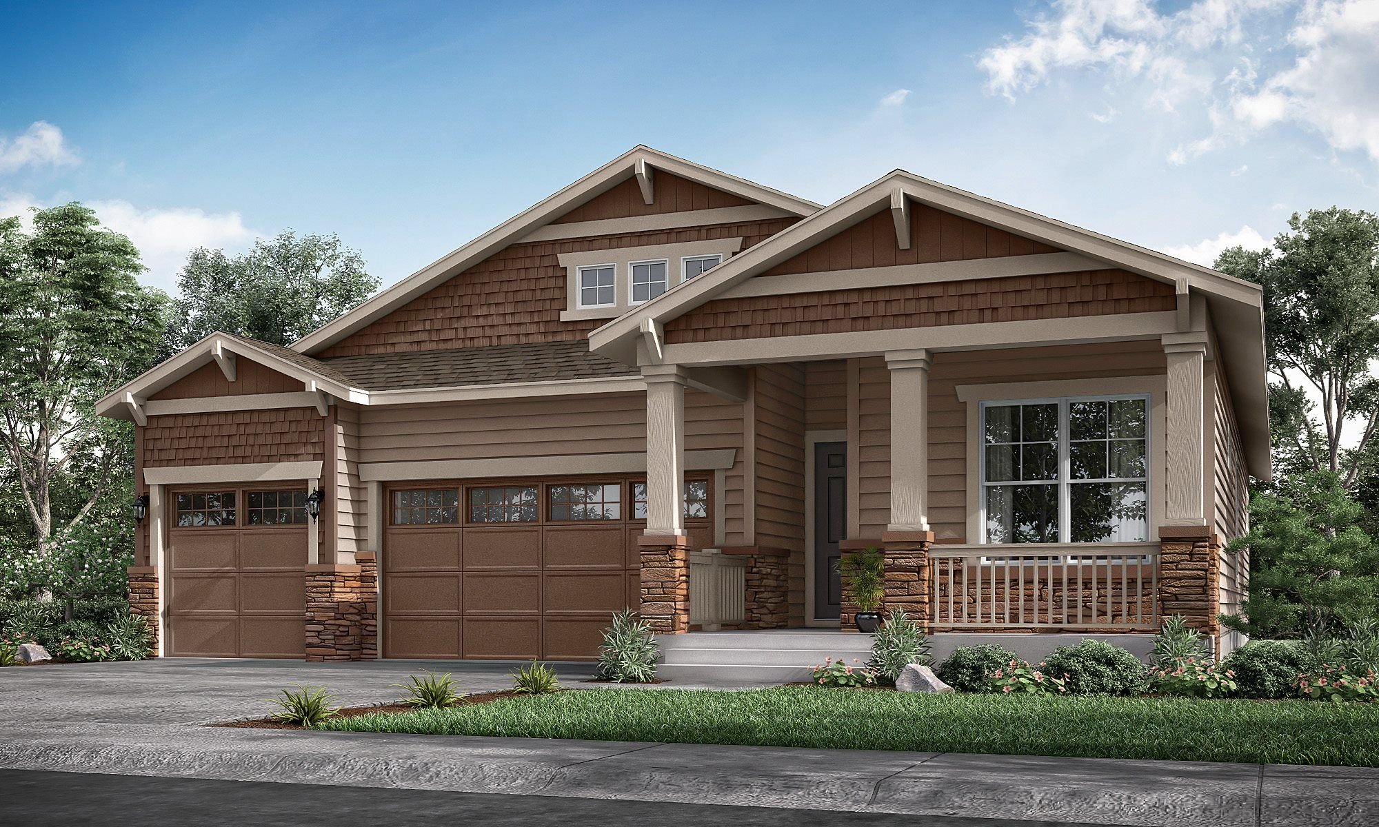 Single Family for Sale at Heritage Todd Creek: The Heritage Collection - Hamilton 8052 E. 151st Place Thornton, Colorado 80602 United States