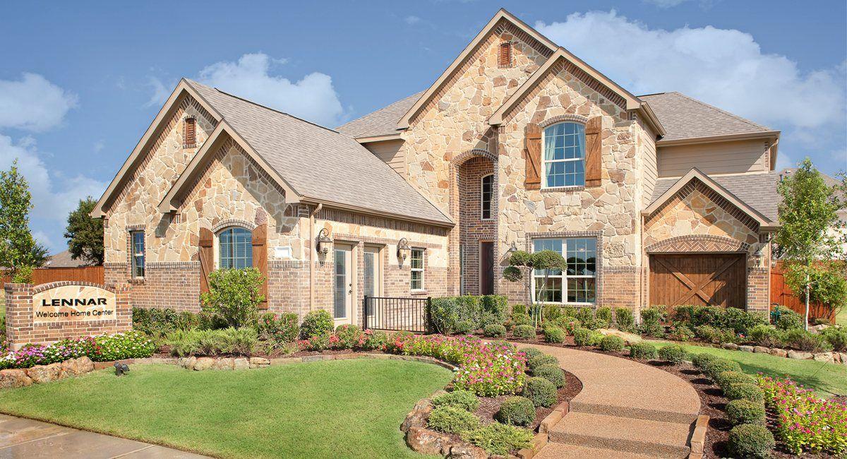 Single Family for Sale at Wellington 9712 Edgeway Circle Rowlett, Texas 75089 United States