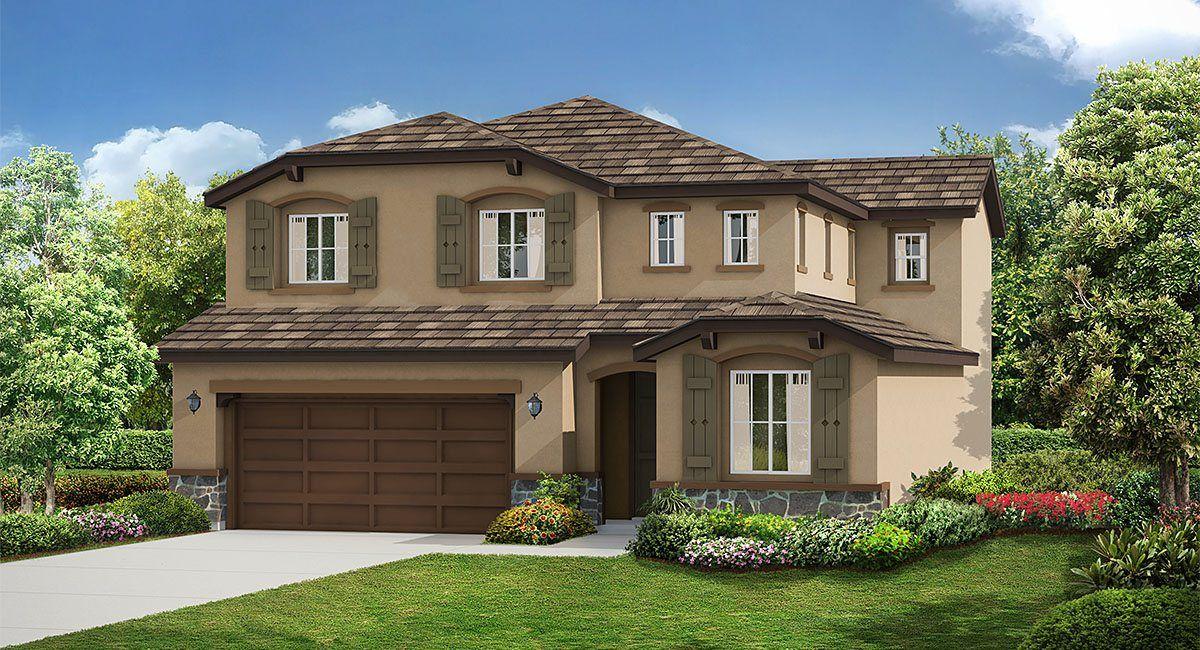 Single Family for Sale at Rosena Ranch - Aster - Residence Three 3573 Sugarberry Court San Bernardino, California 92407 United States