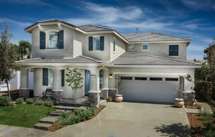 Camino Pacific New Homes In Fontana Ca By Lennar