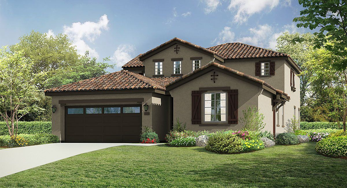 Single Family for Sale at Vista Paseo - 2831 Next Gen By Lennar 7802 Wasabi Way Fontana, California 92336 United States