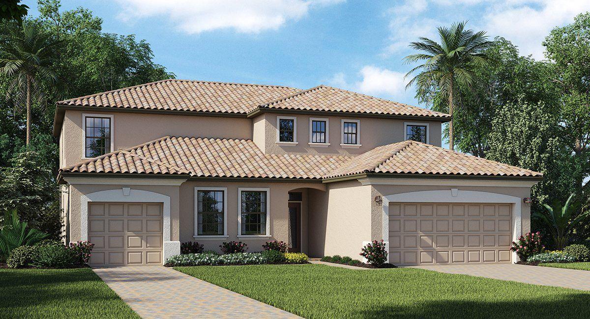 Single Family for Sale at Gran Paradiso: Manor Homes - Liberation 20061 Galleria Blvd Venice, Florida 34293 United States