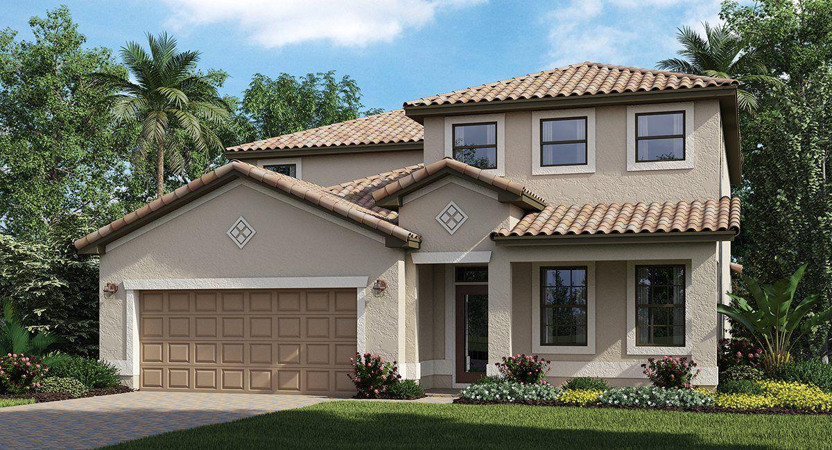 Single Family for Sale at Bella Vida: Executive Homes - Navona 3418 Malagrotta Circle Cape Coral, Florida 33909 United States