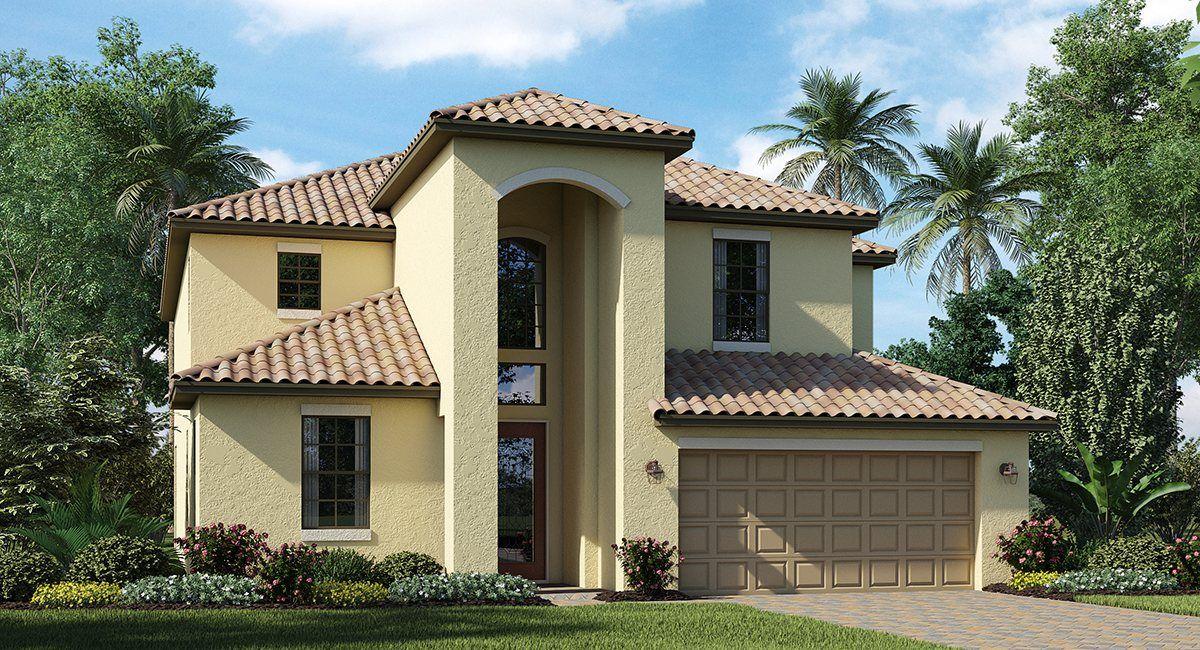 Single Family for Sale at Bella Vida: Executive Homes - Monte Carlo 3418 Malagrotta Circle Cape Coral, Florida 33909 United States