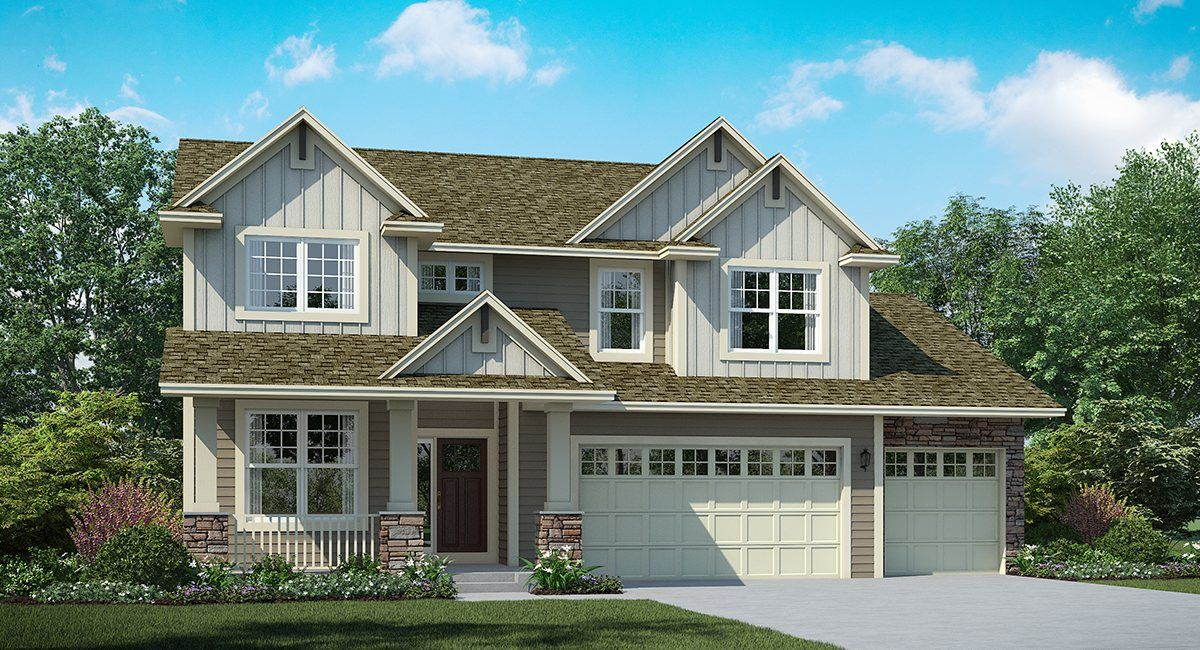 Single Family for Sale at Taylor 19318 Impala Ave Lakeville, Minnesota 55044 United States