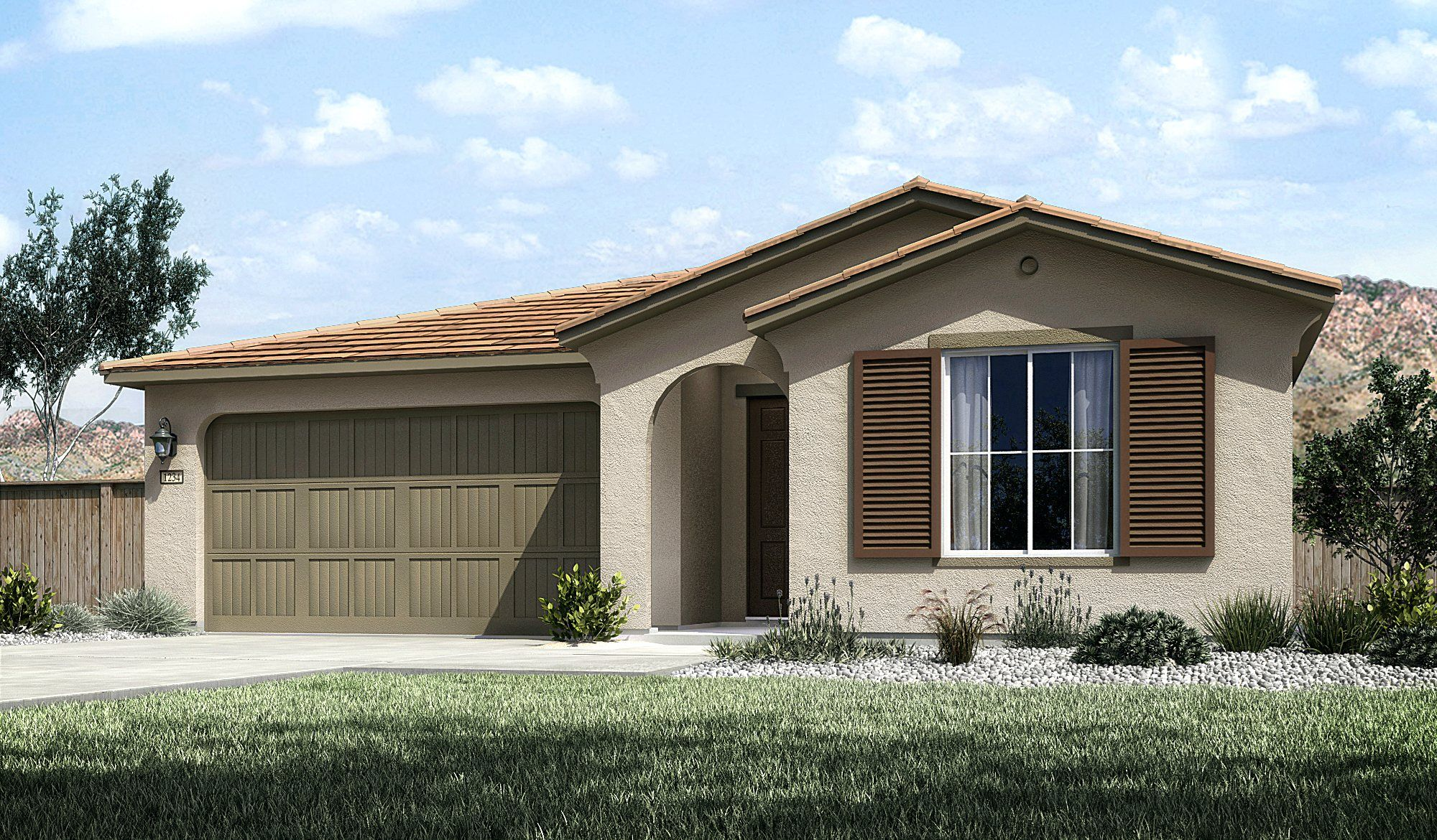 Single Family for Sale at Sage Meadow At Damonte Ranch - The Sandstone 10285 Rollins Drive Reno, Nevada 89521 United States