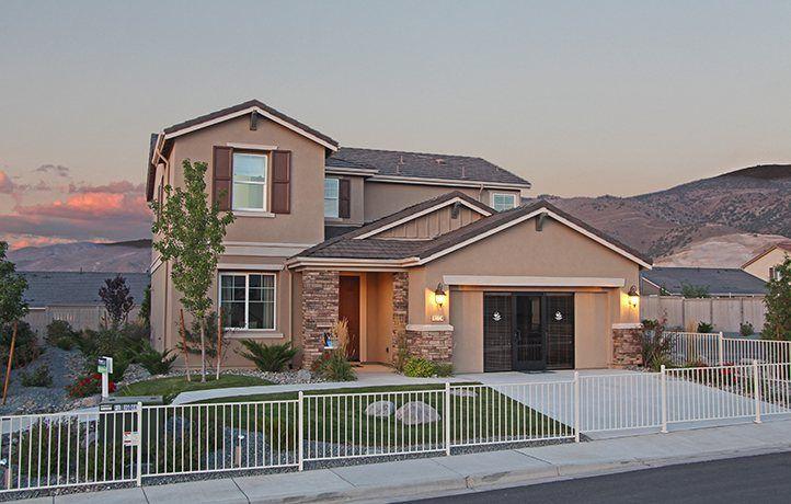 Casa Bella At Damonte Ranch New Homes In Reno Nv By Lennar