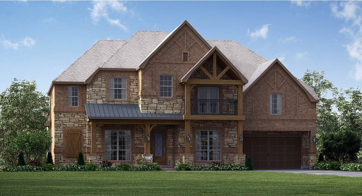 Single Family for Active at Bellview 33914 Mill Creek Way Pinehurst, Texas 77362 United States