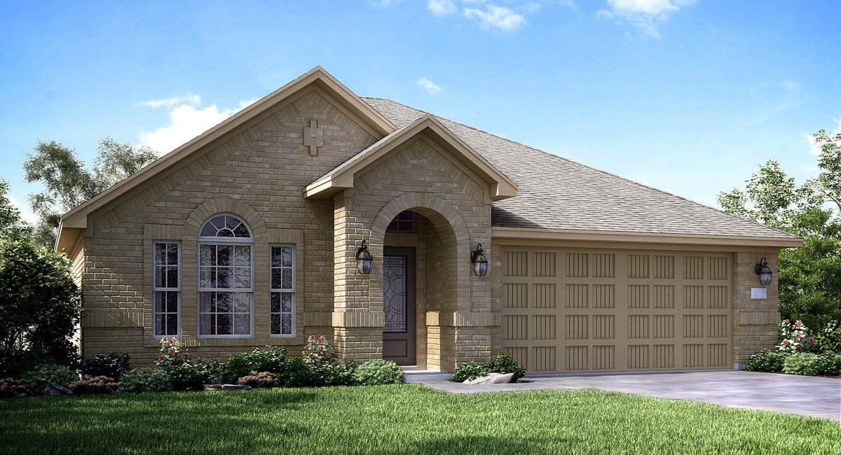 Single Family for Sale at Texas National-Brookstone And Wildflower Collections - Cantera Please Call For Appointments Willis, Texas 77378 United States