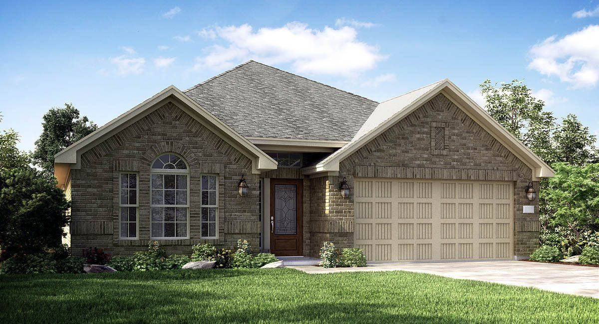 Single Family for Sale at Texas National-Brookstone And Wildflower Collections - Onyx Please Call For Appointments Willis, Texas 77378 United States