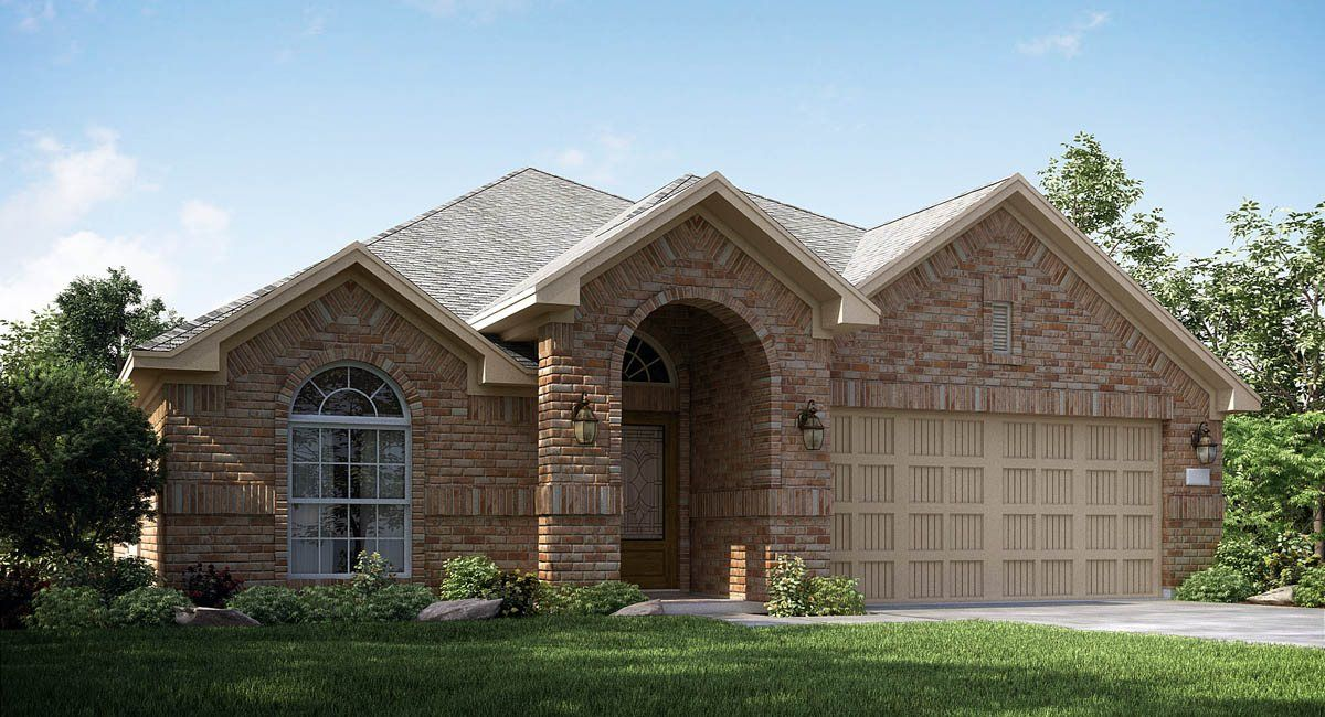 Single Family for Sale at Texas National-Brookstone And Wildflower Collections - Travertine Please Call For Appointments Willis, Texas 77378 United States