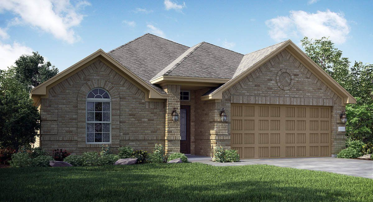 Single Family for Sale at Texas National-Brookstone And Wildflower Collections - Quartz Please Call For Appointments Willis, Texas 77378 United States