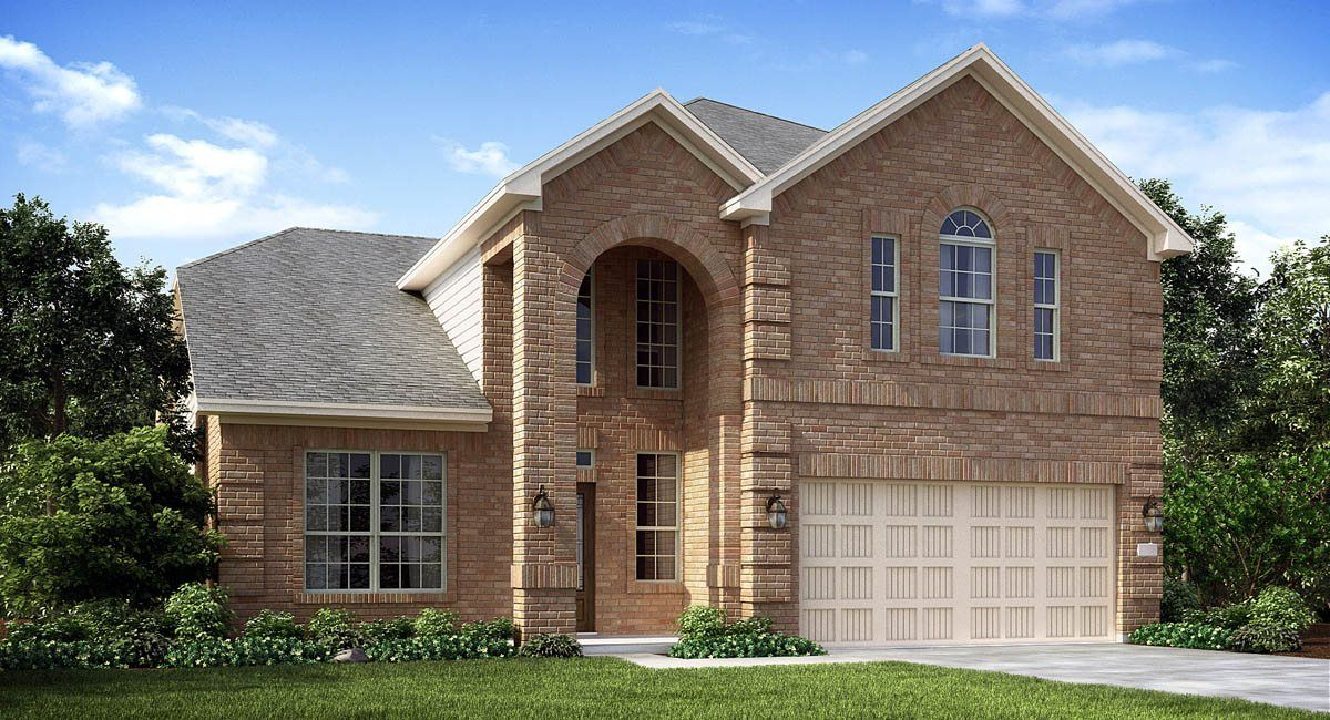 Single Family for Sale at Texas National-Brookstone And Wildflower Collections - Emory 12001 Mustang Avenue Willis, Texas 77378 United States