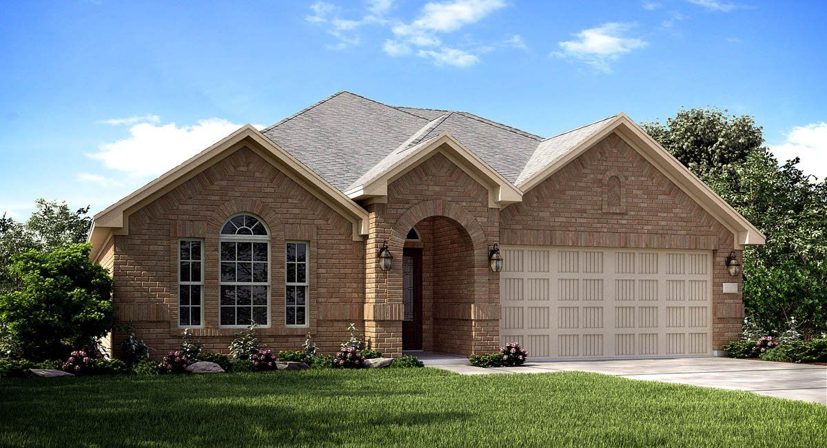 Single Family for Sale at Texas National-Brookstone And Wildflower Collections - Radford Ii 12001 Mustang Avenue Willis, Texas 77378 United States