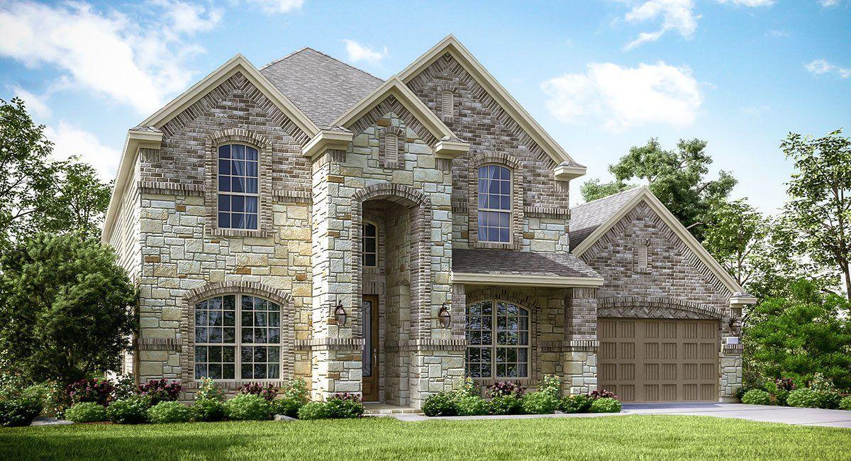 Single Family for Sale at Sierra Mesa 7302 Enchanted Island Lane Rosenberg, Texas 77469 United States