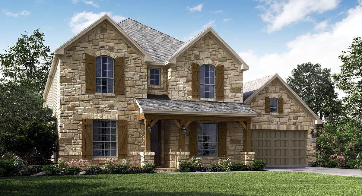 Single Family for Sale at Sierra Mesa 2023 Hampton Breeze Ln. Rosenberg, Texas 77469 United States