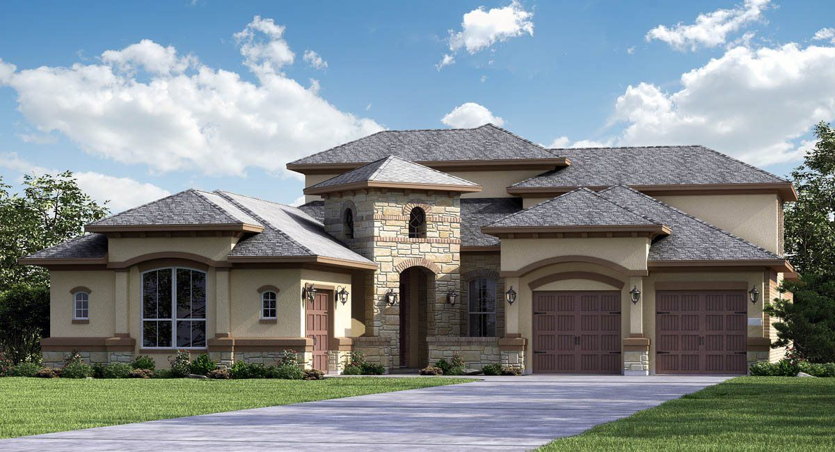 Single Family for Sale at Brigsby 1034 Blossom Field Lane Pinehurst, Texas 77362 United States