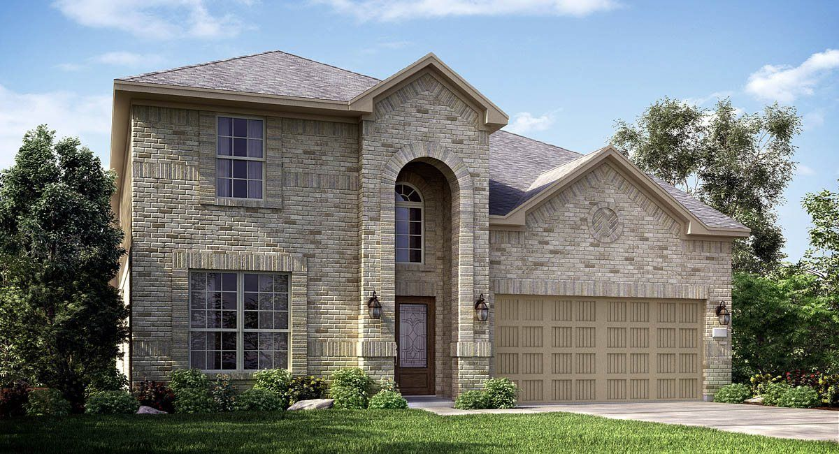 Single Family for Sale at Texas National-Brookstone And Wildflower Collections - Alabaster 12001 Mustang Avenue Willis, Texas 77378 United States