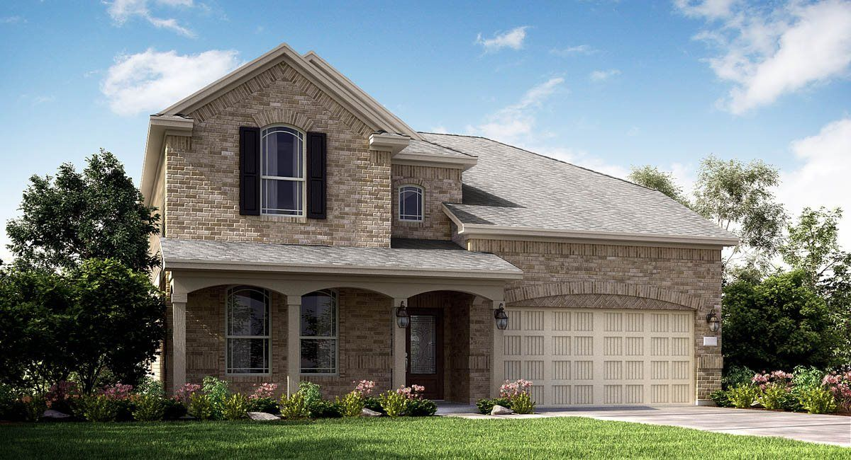 Single Family for Sale at Alabaster 12221 West Comanche Circle Willis, Texas 77378 United States