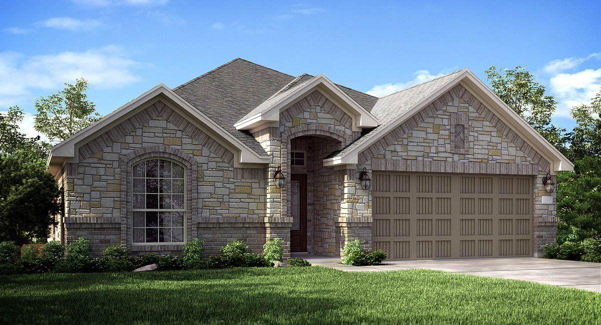 Single Family for Sale at Quartz 9063 San Saba Way Willis, Texas 77378 United States