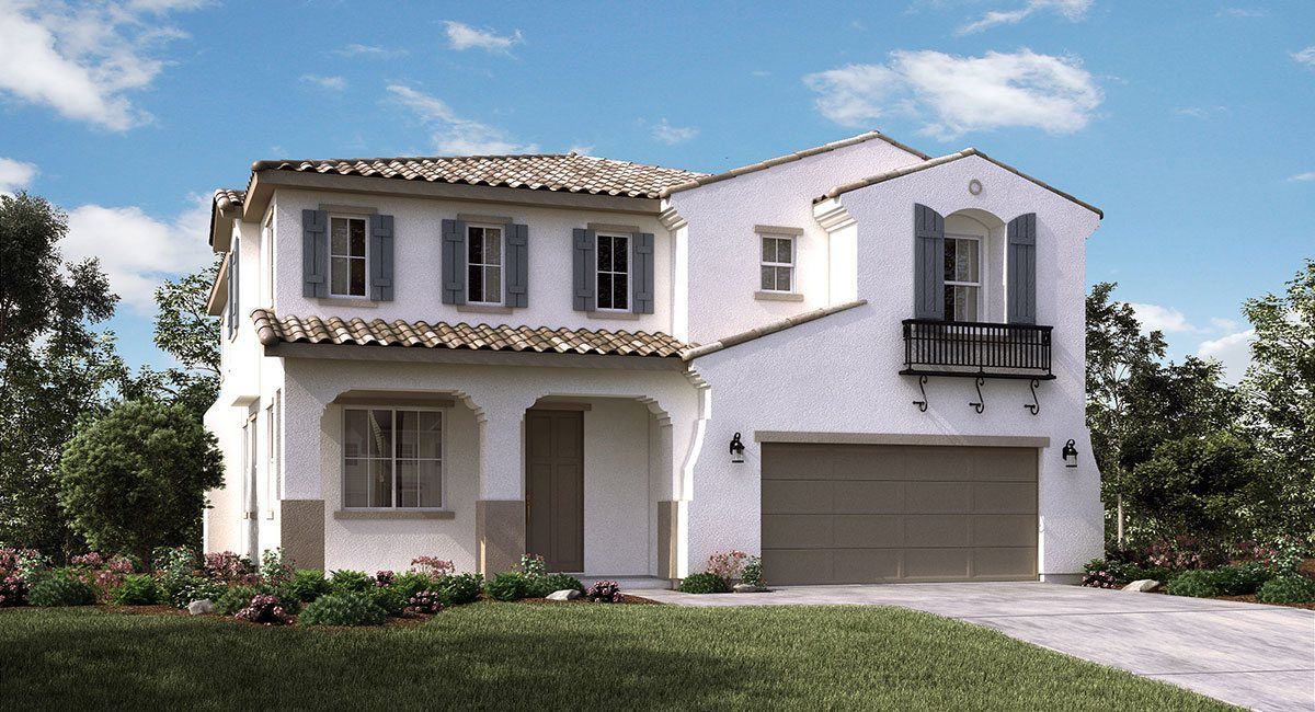 Single Family for Sale at Mill Creek Crossing - Residence Four 14820 Shelburne Court Corona, California 92880 United States