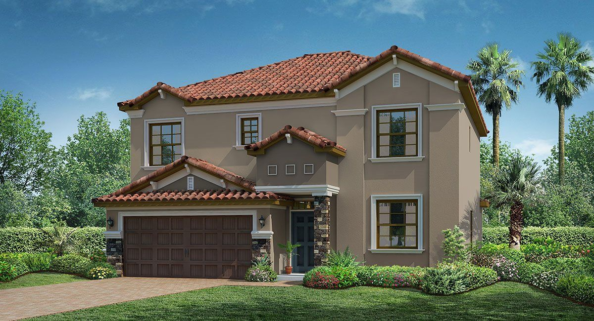 Waterleaf Estates New Homes In Riverview Fl By Lennar