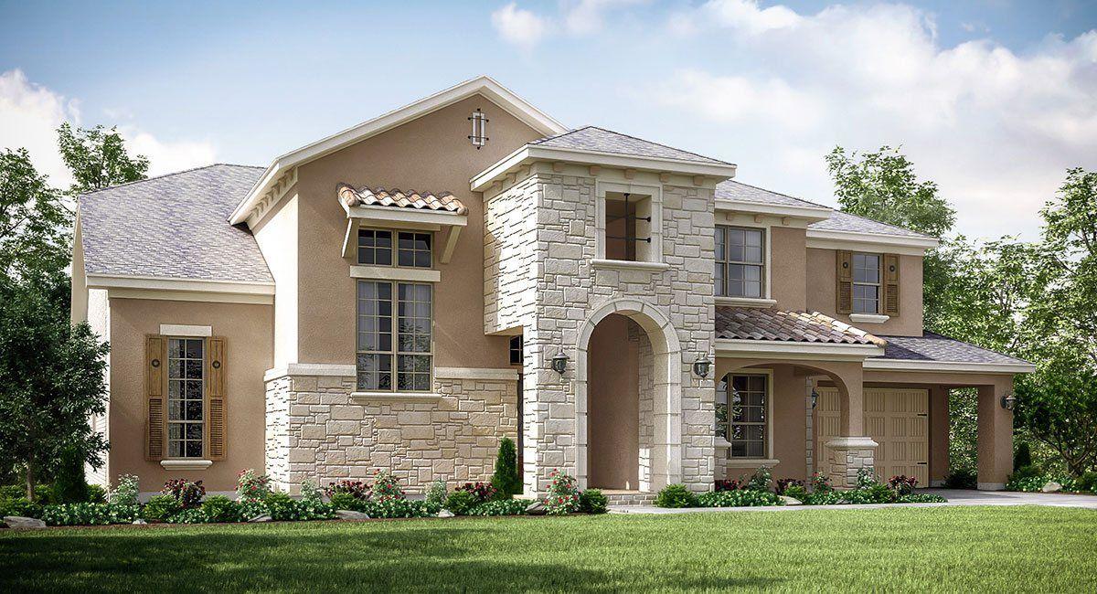 Single Family for Sale at Aliana: Classic, Kingston, And Renaissance - Castello 11215 Mossrigg Circle Richmond, 77407 United States