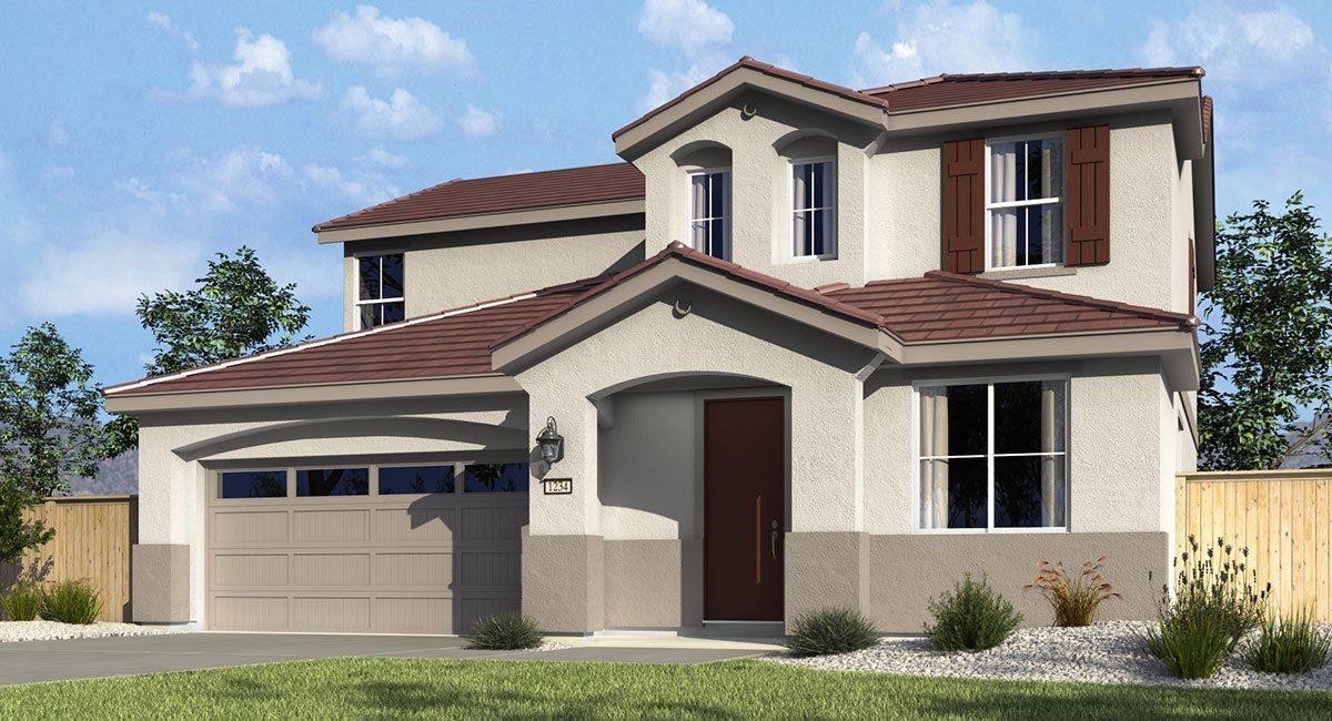 Single Family for Sale at The Plateau At Somersett - The Silverado 9030 Sydmesa Drive Reno, Nevada 89523 United States