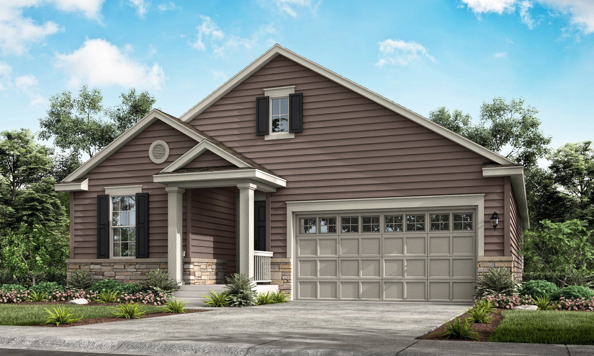 Single Family for Sale at Heritage Todd Creek: The Masters Collection - Devon 8052 E. 151st Place Thornton, Colorado 80602 United States